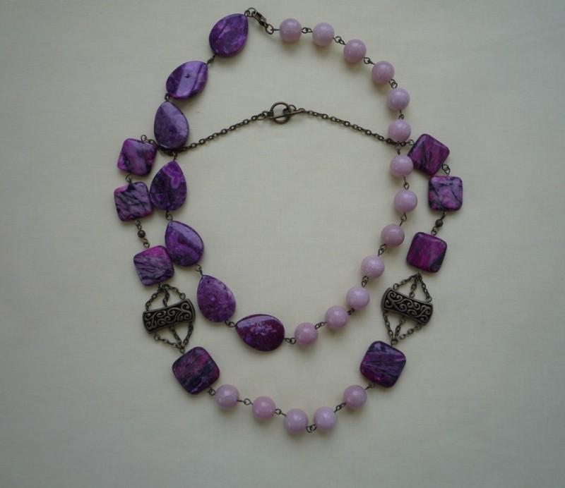 Ожерелья
