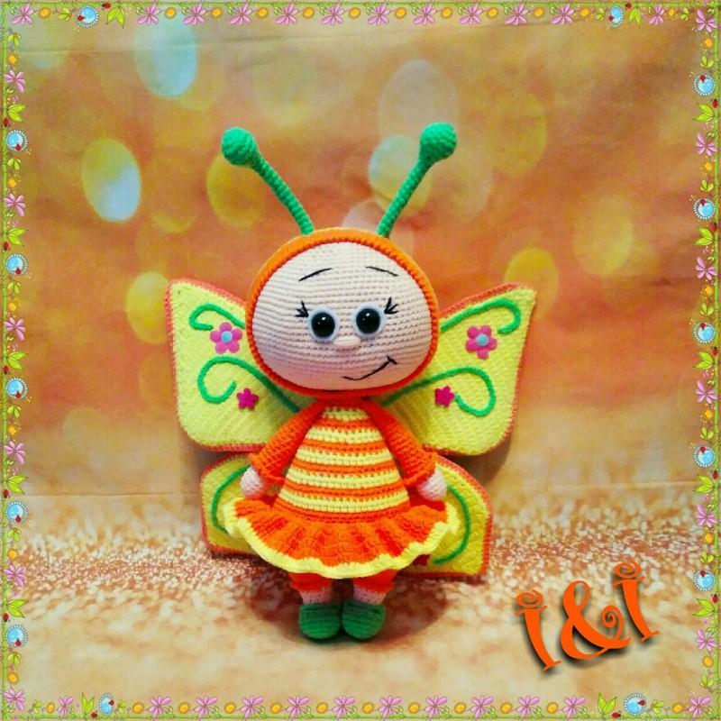 Бонни-бабочка