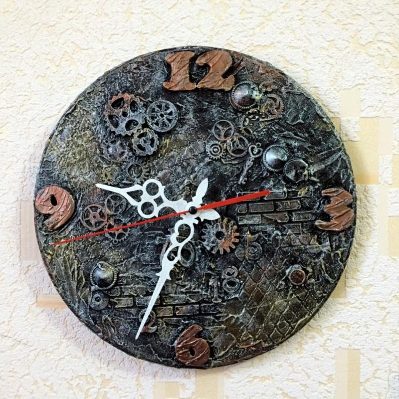 Часы в стиле Стимпанк.