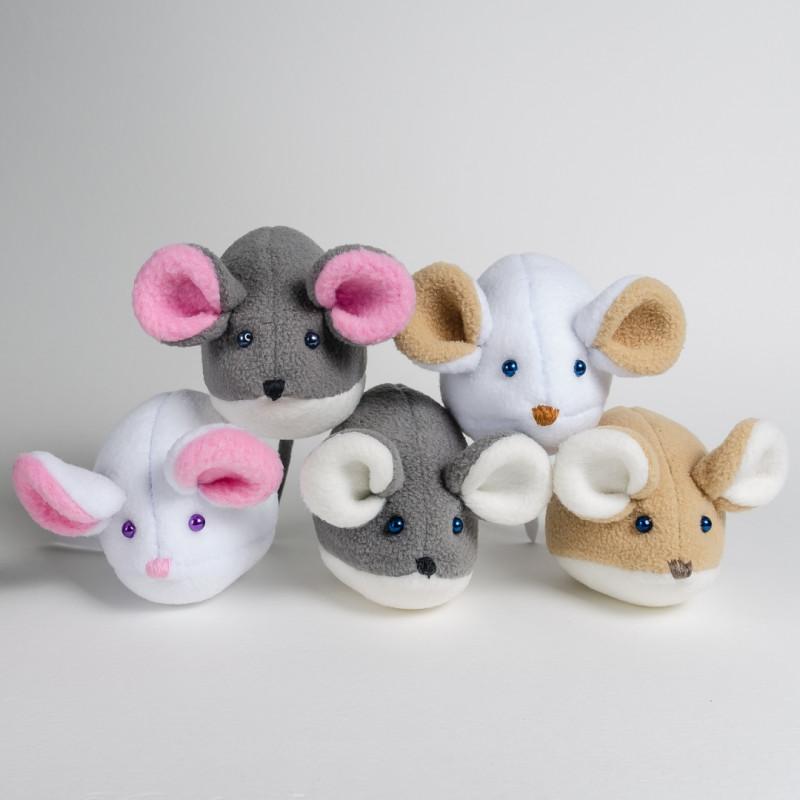 Мышки, символ 2020 года