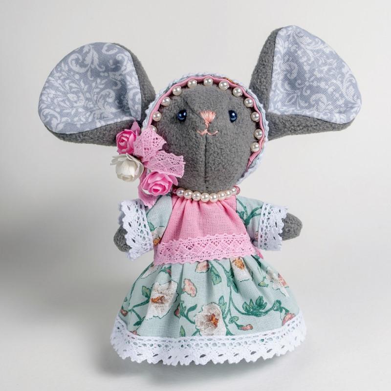 Интерьерная игрушка Мышка