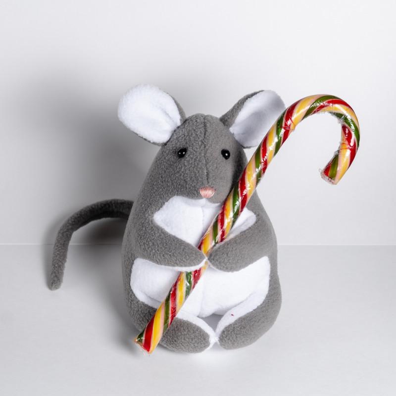 Мышонок-толстячок