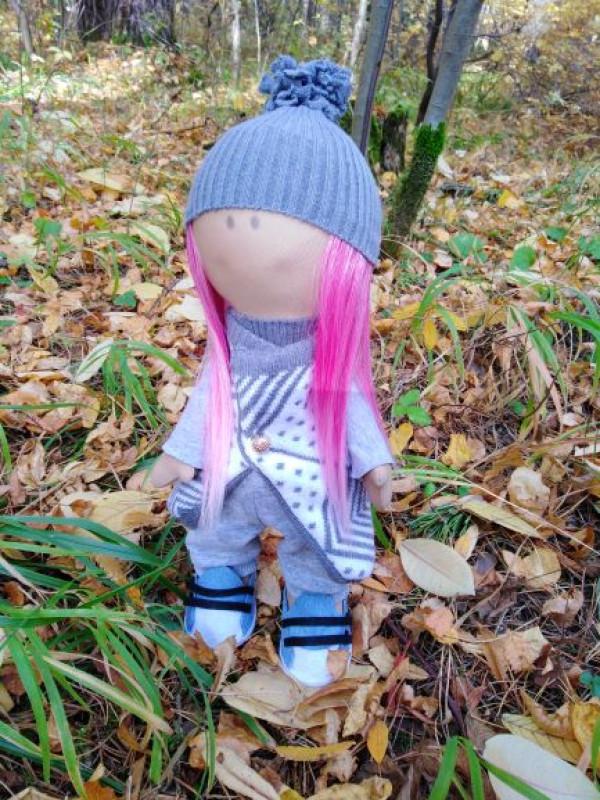 Текстильная куколка Милла