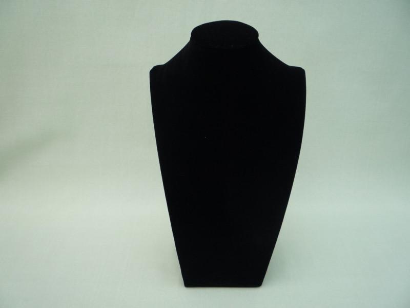 Бюст для демонстрации украшений (бархат)