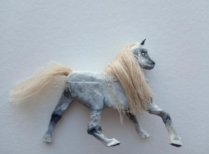 Арабская чистокровная лошадь