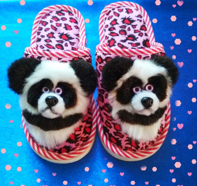 Нашивки Панды
