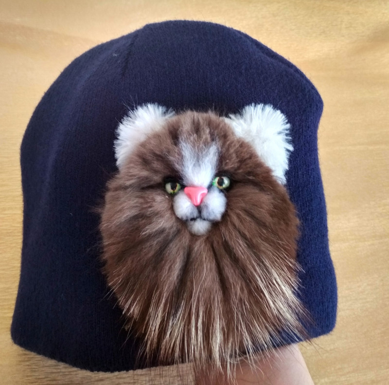 Нашивка Кот