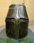 Английский рыцарский шлем