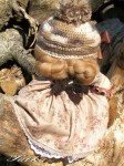 Юджина Кукла -тыкваголовка.для примера