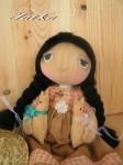 тыквоголовая куколка Августина .Сошью на заказ