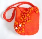 сумка с сердцем