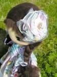 Кукла -тыквоголовка Зоренька