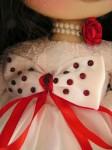 коллекционная кукла Невеста (с бантиком ) Для примера