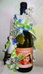 Оформление подарочного алкоголя.