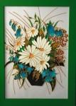 Цветочный комплект: баночки для специй и картинка