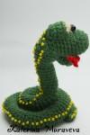 Змея к Новому Году