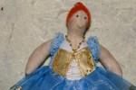 Балерина-толстушка Пышка