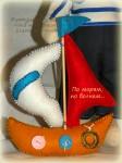 Мишка - моряк