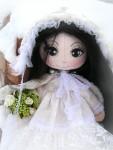 коллекционная кукла Герда