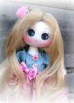 коллекционная кукла София