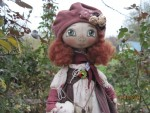 Кукла Верочка (продана)