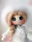 коллекционная кукла Снегурочка