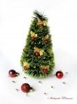 Мини елочка на новогодний стол