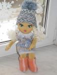 Доминика - текстильная куколка