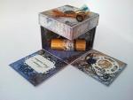 Коробочка Magic Box для денег или подарочной карты.