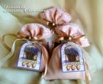 Ароматический мешочек с лавандой для белья