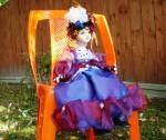 Интерьерная кукла Незнакомка