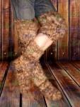 Целебный комплект артикул №19цк из собачьей шерсти (пуха) .Пояс от радикулита.