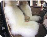 Чехлы на сиденья из овчины