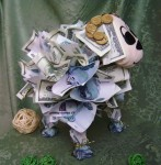 Интерьерная овечка породы