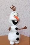 Снеговик Олаф из м/ф