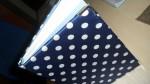 Блокнот ручной работы в мягкой обложке.