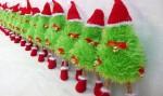 Новогодние елочки в сапожках