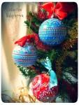 Елочки-подставки для новогодней игрушки