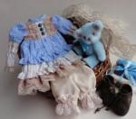 Одежда для куклы - для примера