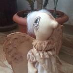ангел винтажный