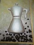 Объемное панно Кофе.