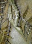 Объемная картина Бамбук.