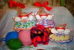 Славянская обережная куколка