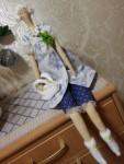 Куклы Тильда на заказ, текстильная игрушка, ручная работа, Tilda