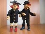 куклы- персонажи литературных произведений и художественных фильмов