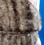 Пояс  АНТИРАДИКУЛИТНЫЙ артикул №121п толстый из собачьей шерсти.