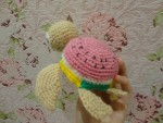 Амигуруми арбузная черепаха Коля