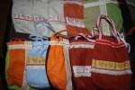 Льняные сумочки