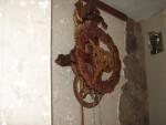 Часы с деревянным механизмом