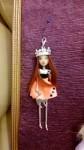 Куколка кулон кулон кукла